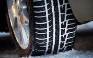 При какой температуре поменять зимние шины?